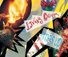 Living Colour - Time s Up