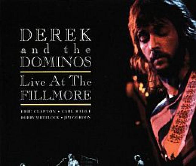 Derek And The Dominos Eric Clapton Layla Wonderful Tonight Live Version