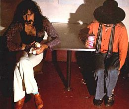 Frank Zappa and Captain Beefheart - Bongo Fury