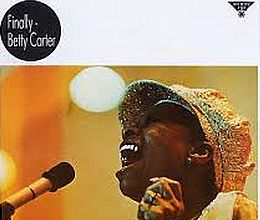 Betty Carter - Finally RVJ