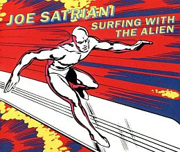 Joe Satriani - Surfing with the Alien RVJ