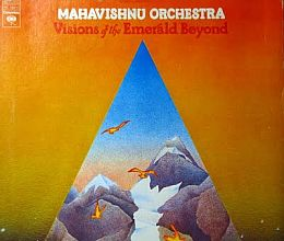 Mahavishnu Orchestra - Visions of the Emerald Beyond RVJ