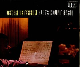Oscar Peterson  -  Oscar Peterson Plays Count Basie