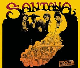 Santana - Live At The Fillmore 1968