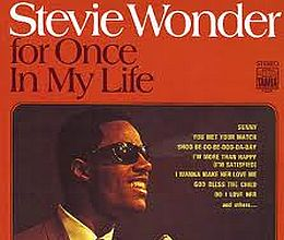 Stevie Wonder - For Once in My Life RVJ
