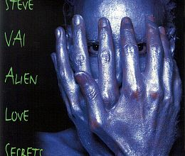 Steve Vai - Alien Love Secrets