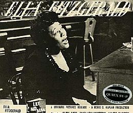 "Ella Fitzgerald - Sings Songs from ""Let No Man Write My Epitaph"""