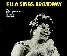 Ella Fitzgerald - Ella Sings Broadway