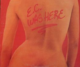 Eric Clapton - E. C. Was Here