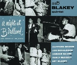 Art Blakey - A Night at Birdland Vol. 1