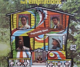 The Temptations - Psychedelic Shack