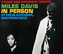 Miles Davis - In Person Friday and Saturday Nights at the Blackhawk