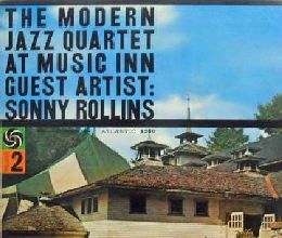 The Modern Jazz Quartet at Music Inn Volume 2