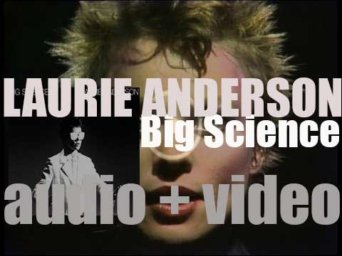 Laurie Anderson on RVM [Radio Video Music]