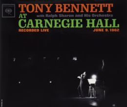 Tony Bennett at Carnegie Hall