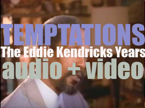 Temptations - The Eddie Kendricks Years