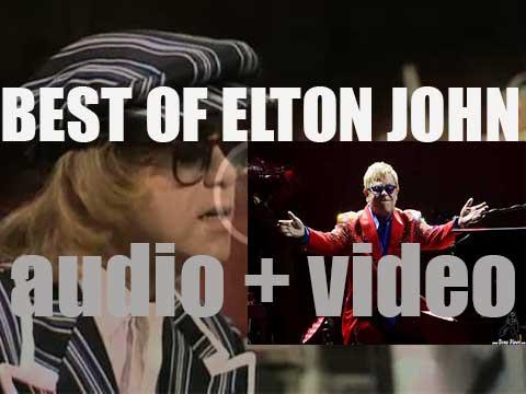 Elton John's 'Blue Moves' on RVM [Radio Video Music]