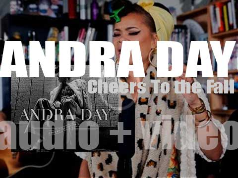 Andra Day's 'Cheers To the Fall' on RVM [Radio Video Music]