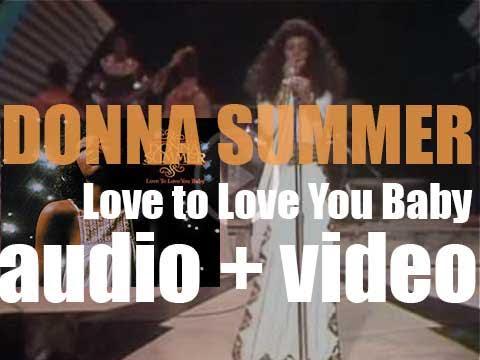 love to love donna summer