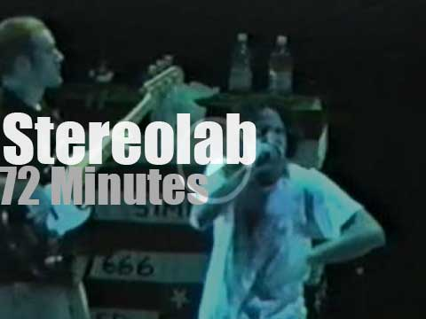 Stereolab visits Connecticut (1994) - Radio Video Music