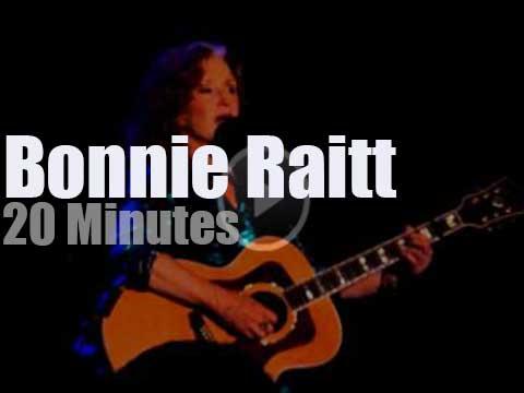 Bonnie Raitt Visits Copenhagen 2013 Radio Video Music