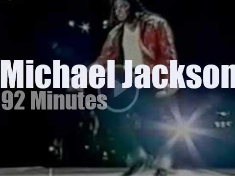 Michael Jackson teaches 'HIStory' in Manila (1996) - Radio