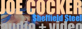 Island release Joe Cocker's  'Sheffield Steel' recorded with the Compass Point Allstars (1982)