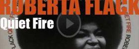Atlantic publish Roberta Flack's third album : 'Quiet Fire' (1971)