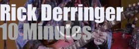 Rick Derringer celebrates 50 years in the business (2015)