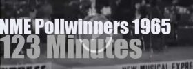 """The """"NME Pollwinners"""" are live on TV (1965)"""