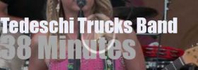 Tedeschi Trucks Band is at New Orleans Jazz Fest (2015)