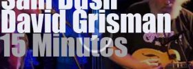 Sam Bush & David Grisman get together in DC (2013)