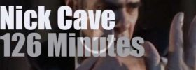 Nick Cave sings in Barcelona (2015)