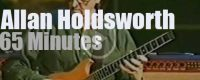 Allan Holdsworth Trio plays in  Warsaw 1998