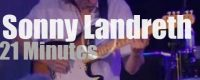 Sonny Landreth slides in Worcester (2012)