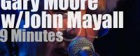 Gary Moore sits in w/ John Mayall & The Bluesbreakers (2008)