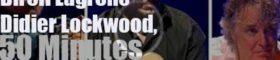 Galliano, Lagrene & Lockwood meet at Montreux Jazz (2014)