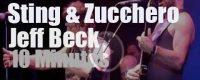 Sting, Zucchero, Jeff Beck et al play for Viareggio  (2009)
