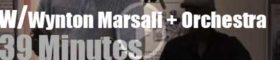 Ahmad Jamal sits in with Wynton Marsalis & Orchestra (2013)