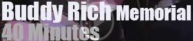 Six drummers celebrate Buddy Rich (1989)