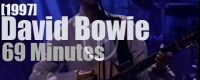 On TV today, David Bowie premieres 'Live from The 10 Spot' (1997)