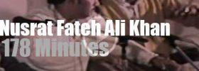 Nusrat Fateh Ali Khan performs in London (1983)