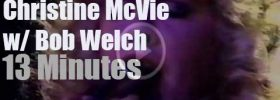 Bob Welch teams up with Stevie & Christine (1981)