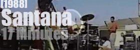 Santana cheer up San Quentin State Prison (1988)