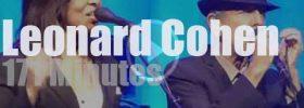 Leonard Cohen closes in Vegas (2010)