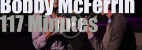 Bobby McFerrin sings in NYC (2014)