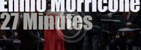 Ennio Morricone conducts in Paris (2014)