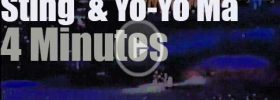 Sting & Yo-Yo Ma open the Olympic Winter Games (2002)