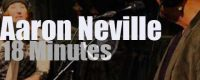 On TV today, Aaron Neville on KEXP (2013)