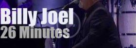 Billy Joel performs in Syracuse, NY (2015)
